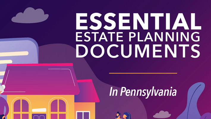 Link to Estate Planning Documents Infographic
