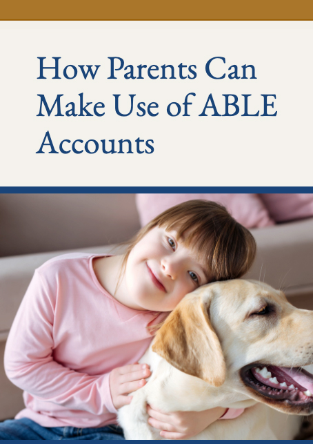 ABLE Accounts Web Stories